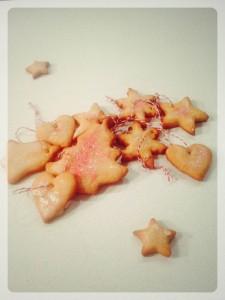 Ngeringa homemade Christmas cookies