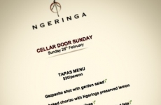 Cellar Door Sundays