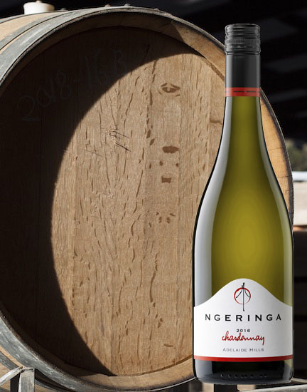 NGERINGA Chardonnay 2016