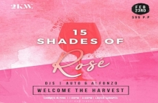 NGERINGA @ 2KW's 15 Shades of Rosé