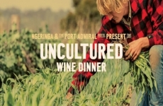 The UNCULTURED Wine Dinner @ The Port Admiral Hotel, Wednesday 27th March