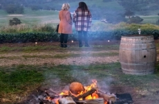 Feast & Fire in the Field with Andrew Wandless | Saturday July 27 | Sunset to late