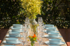 The Farmed Table x NGERINGA Spring Luncheon, Sun 17th Nov