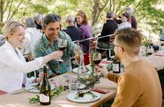 CRUSH 2021 – From Garden to Plate Dinner
