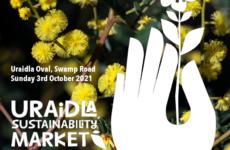 Ngeringa at Uraidla Sustainability Markets – Sunday 3rd October 2021